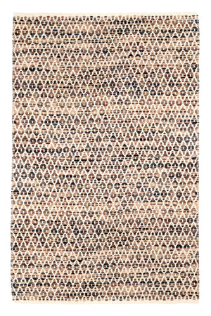 Savannah 1 Natural Woven Patterned Rug