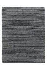 Valarie Grey Striped Rug