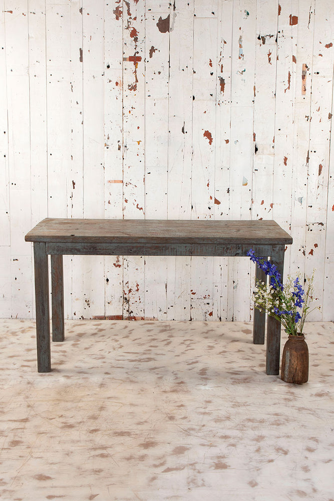 Rustic Wooden Table - 140cm