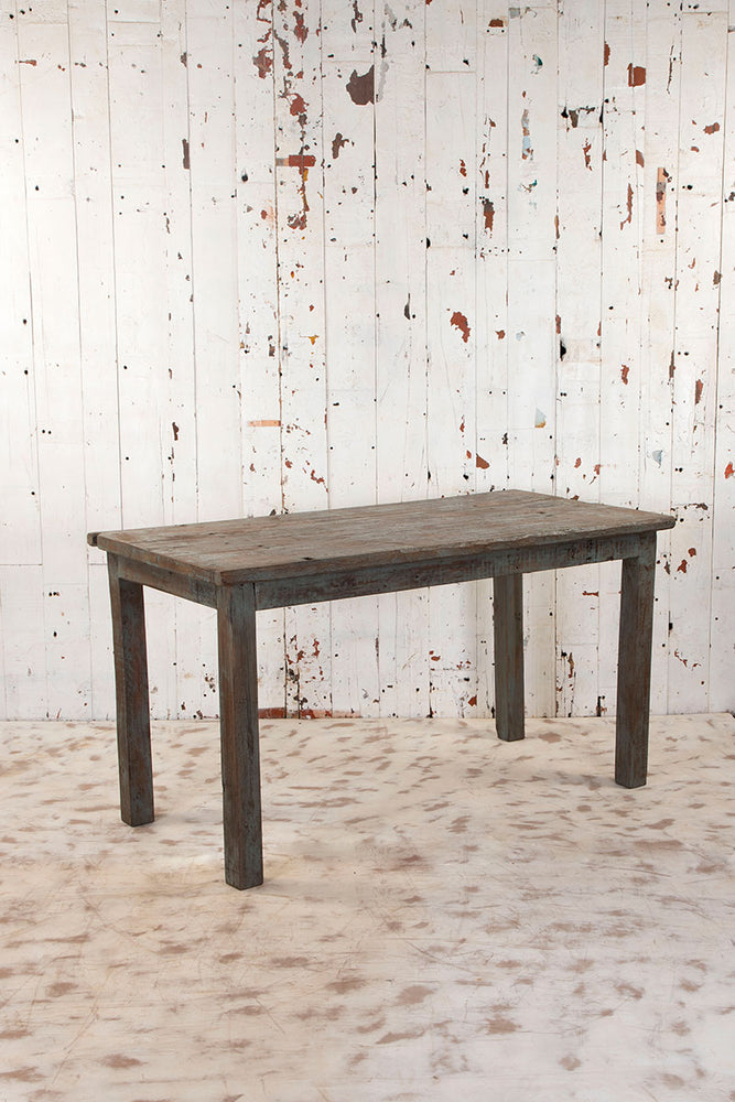 Rustic Wooden Table 140cm