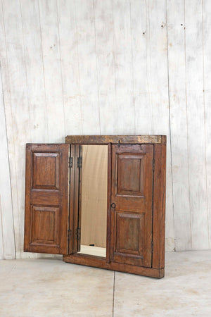 Wooden Window Mirror - Large No 176