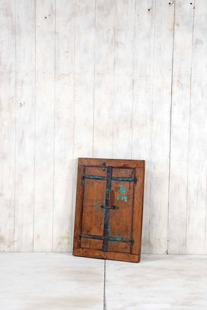 Load image into Gallery viewer, Wooden Window Mirror - Small No 278