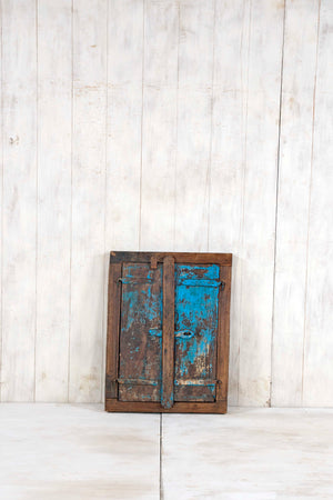 Load image into Gallery viewer, Wooden Window Mirror - Small No 280