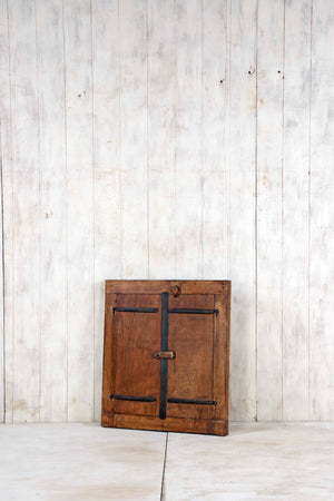 Wooden Window Mirror - Small No 303