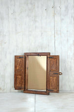 WOODEN WINDOWS SMALL-346