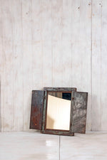 Wooden Window Mirror - Small No 360