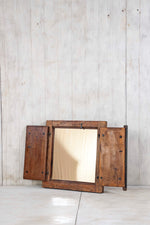 Wooden Window Mirror - Small No 373