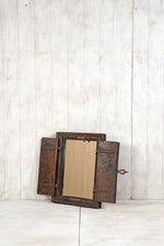 Wooden Window Mirror - Small No 377