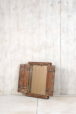 Wooden Window Mirror - Small No 394