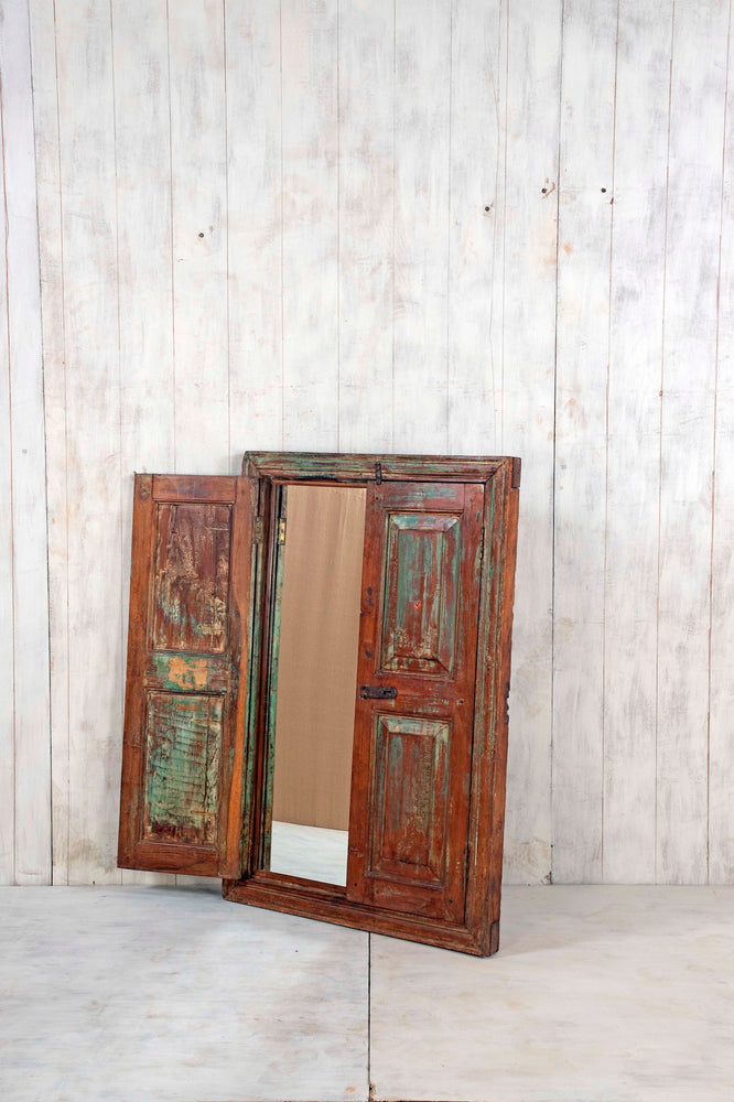 WOODEN WINDOWS LARGE-51