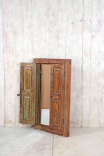WOODEN WINDOWS LARGE-57