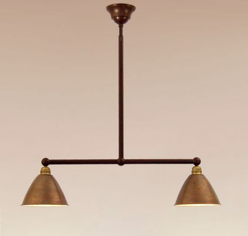 Vechia Hanging Shade - Copper