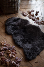 New Zealand Sheepskin 100cm - Walnut