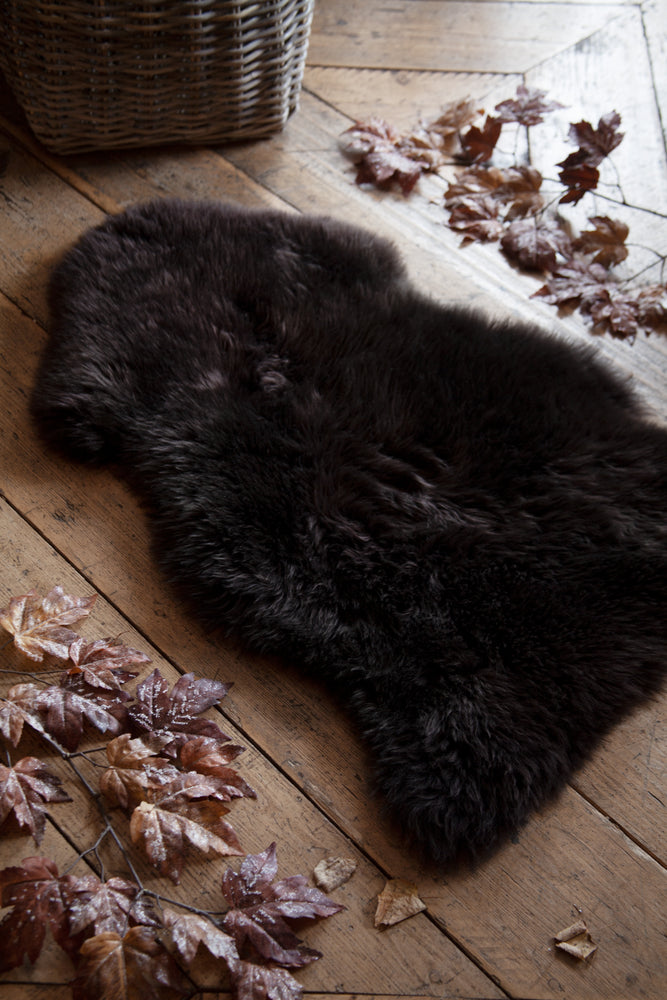 New Zealand Sheepskin - Chocolate