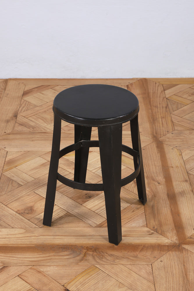 Load image into Gallery viewer, Circular Iron Stool