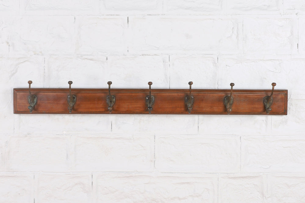 Load image into Gallery viewer, Coat Hook - 7 Pegs