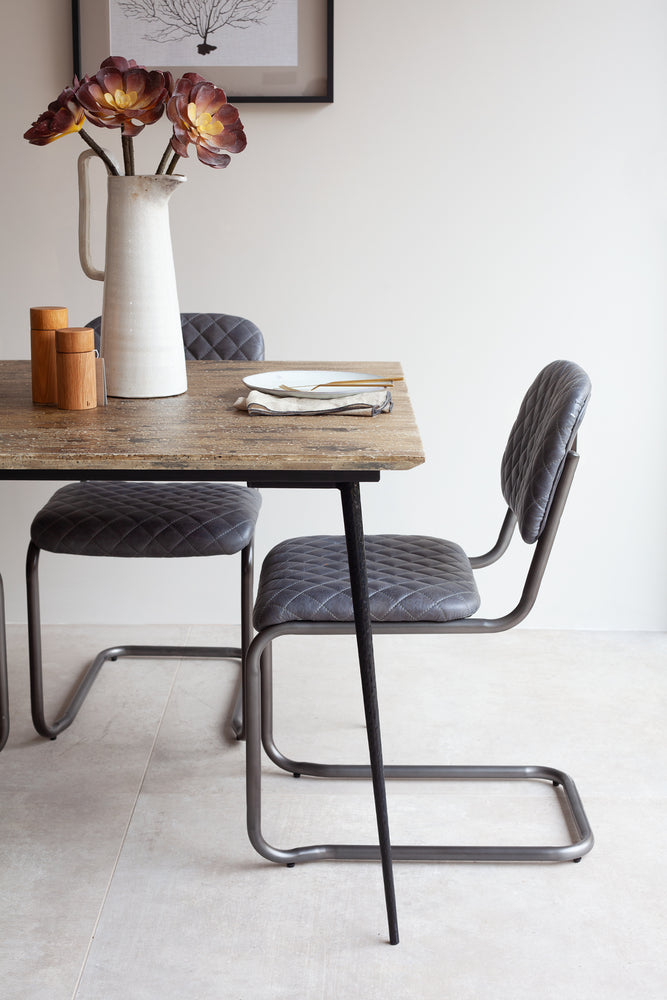 Load image into Gallery viewer, Soho Dining Chair - Pebble Grey
