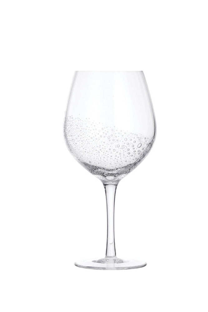 Broste Bubble Red Wine Glass