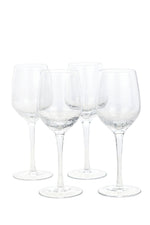 Broste Bubble White Wine Glass