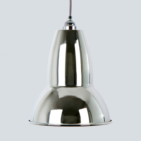 AnglePoise Maxi Pendant Light - Chrome