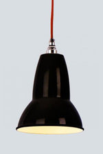 AnglePoise Maxi Pendant Light - Jet Black