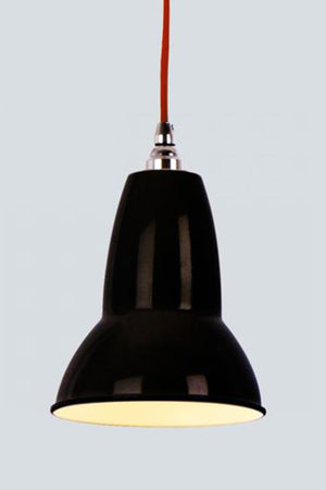 Maxi Pendant Light - Jet Black