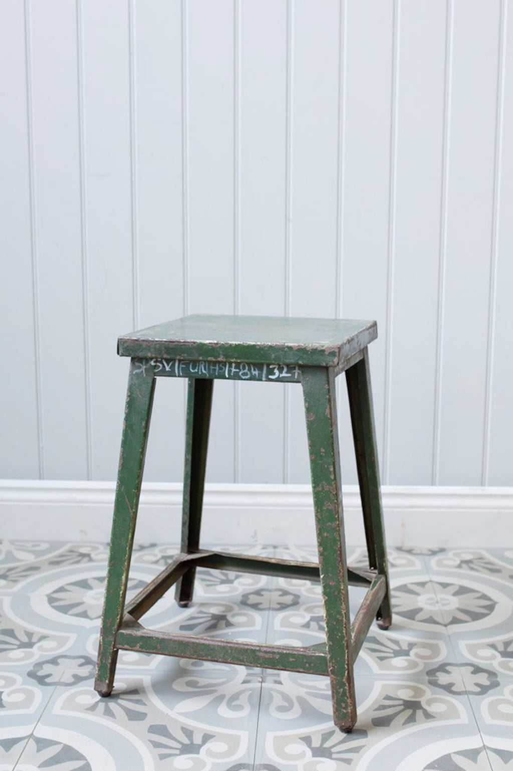 Indian Railway Stool