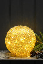 Light Ball - Gold