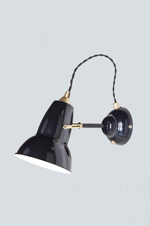 AnglePoise Wall Light - Deep Slate