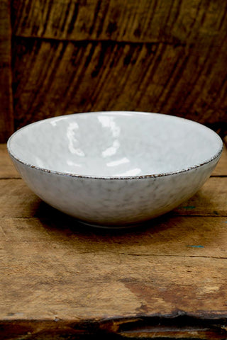 Nordic Sand cereal bowl, by Broste at Cotswold Grey.