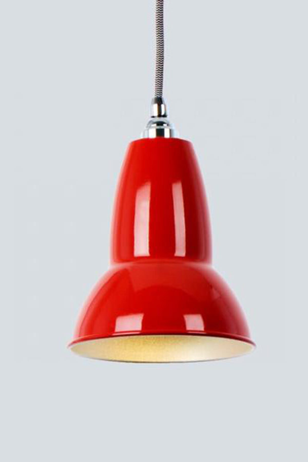 AnglePoise Mini Pendant Light - Signal Red