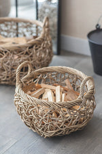 Tangled Weave Baskets - Small