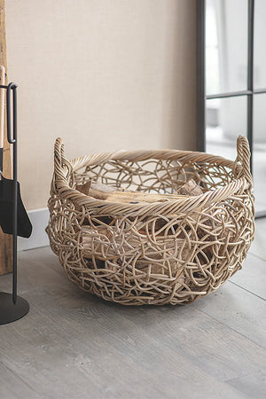 Load image into Gallery viewer, Tangled Weave Baskets - Medium
