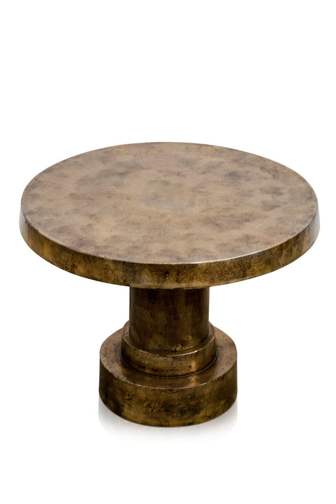 Spindle Table - Chunky Low