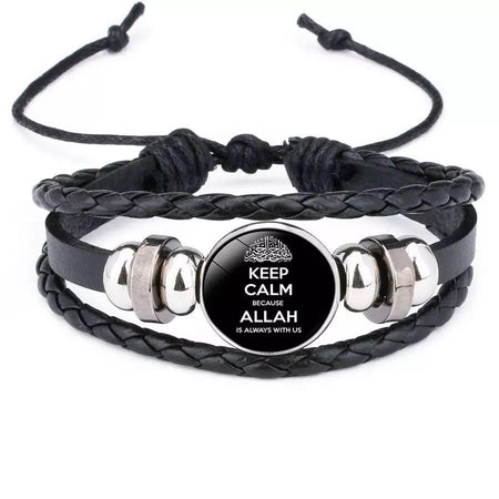Black Deen Bracelet - Calm - Divinity Collection