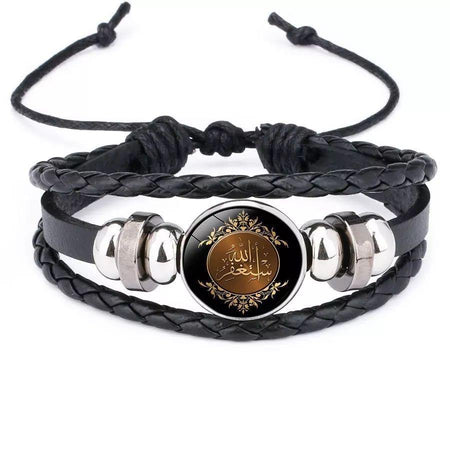 Black Deen Bracelet - Istaghfir - Divinity Collection