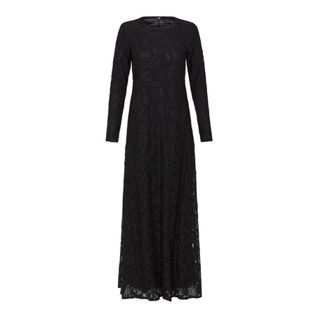 Black Lace Dress - Divinity Collection