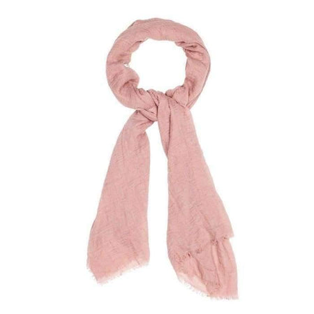 Dusty Pink Crinkle Hijab - Divinity Collection