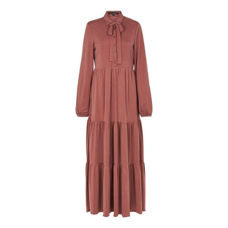 Dusty Rose Gypsy Maxi Dress - Divinity Collection