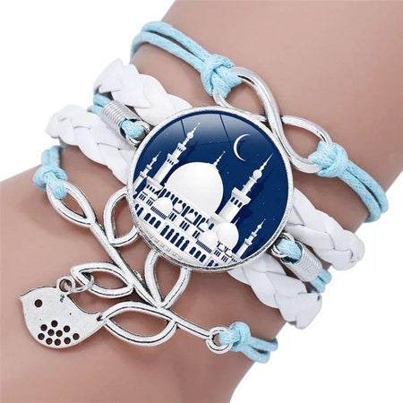 Faith Bracelet - Mosque - Divinity Collection