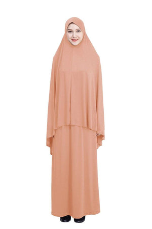 Lycra Prayer Clothes - Blush - Divinity Collection
