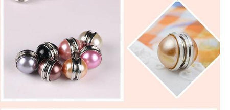 Magnetic Hijab Pearl Pins - Divinity Collection