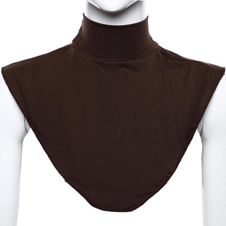 Modal Neck Cover - Black - Divinity Collection