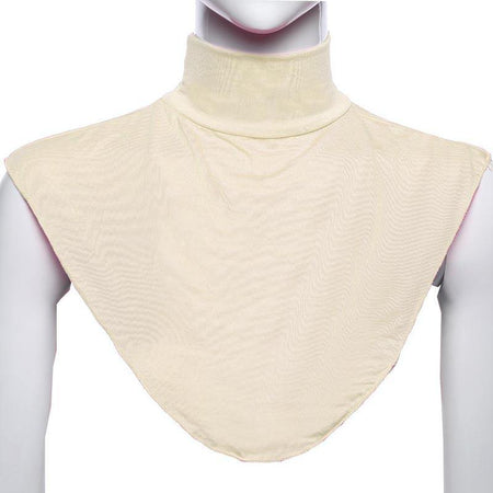 Modal Neck Cover - Nude - Divinity Collection