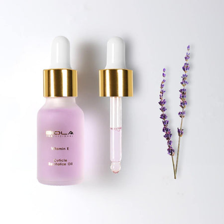Natural Vegan Cuticle Oil - Lavender - Divinity Collection