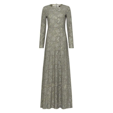 Olive Lace Dress - Divinity Collection