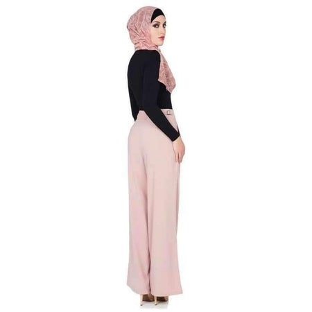 Palazzo Pants - Nude - Divinity Collection