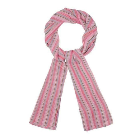 Pink Pin Stripe Hijab - Divinity Collection