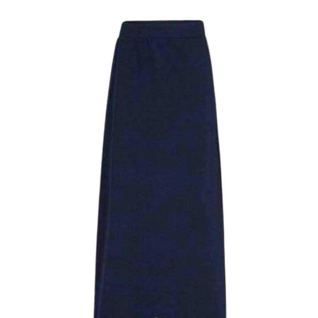 * Ponte Navy Pencil Skirt - Divinity Collection