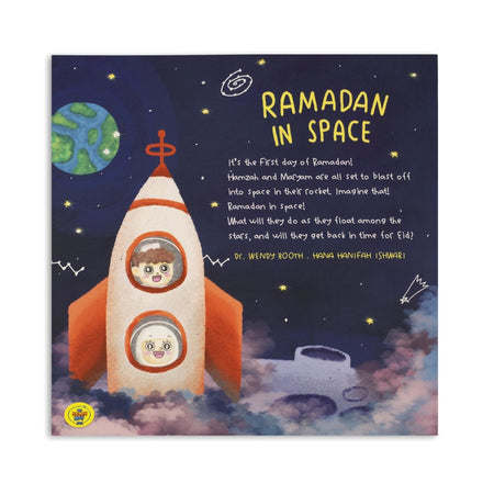 PRE SALE - Ramadan in Space | Children's Book - Divinity Collection